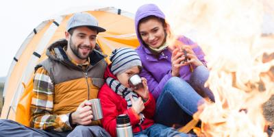 How to Prepare for a Family Vacation, Susanville, California