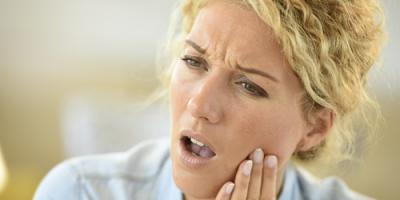 How to Use Cold or Hot Compresses on Toothaches, Fishersville, Virginia
