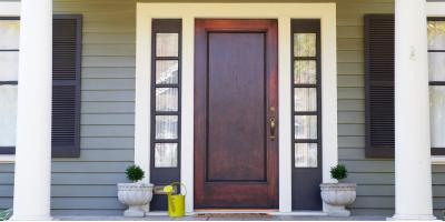 3 Factors to Consider When Selecting a Front Door, Norwood, Ohio