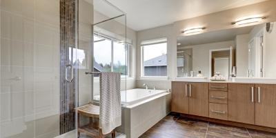 3 Benefits of a Walk-In Shower, ,
