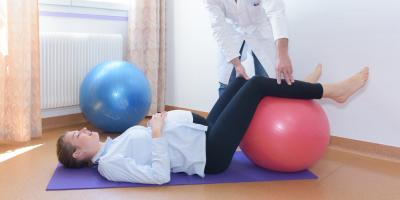 Avoid Neck & Back Pain With Physiotherapy, New Albany, Indiana