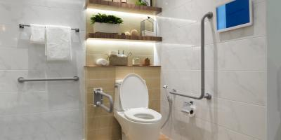 How to Install Grab Bars in Bathrooms, Cincinnati, Ohio