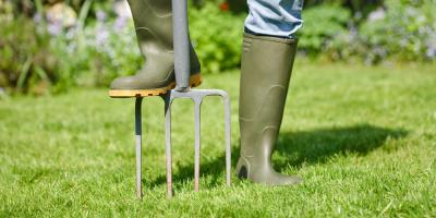 Proper Lawn Maintenance: When & Why to Aerate Your Yard, Denver, North Carolina