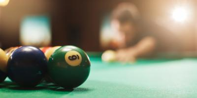 3 Billiards Games to Play at a Pool Hall , Foley, Alabama