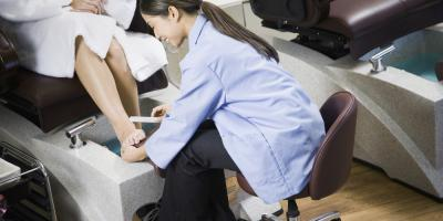 A Guide to Back Pain for Nail Technicians, North Pole, Alaska
