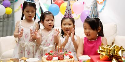A Catering Service Guide to Kids' Parties, Ewa, Hawaii