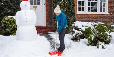 4 Snow Removal Health Risks, Saratoga, Wisconsin