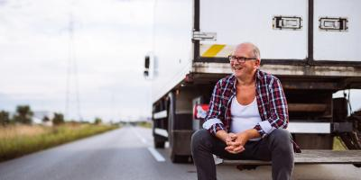 4 Smartphone Apps for Truckers, Columbia, Ohio