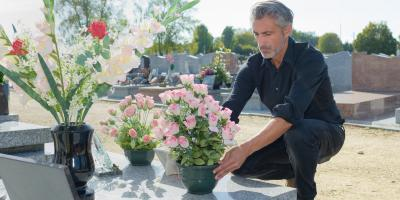4 Types of Flower Arrangements for Funeral Services, Grandview, Ohio