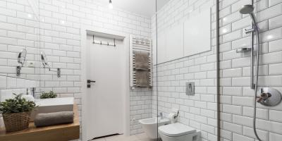 Why Hard Water Damages Bathroom Tiles, Covington, Kentucky