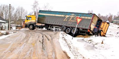 4 Common Causes of a Truck Accident, Tacoma, Washington
