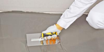 What You Should Know About Concrete Flooring, Wallingford Center, Connecticut