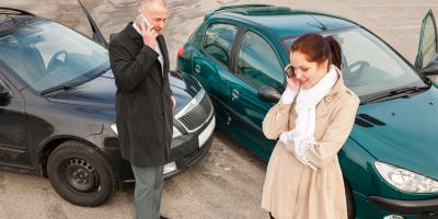 Who Is Responsible if You're Hit by a Rideshare Driver? , Waterbury, Connecticut