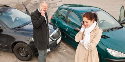 What to Do After an Automotive Collision, Conyers, Georgia