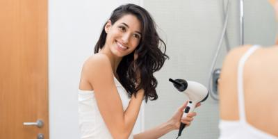5 Ways to Protect Your Hair From Heat Damage, Arvada, Colorado