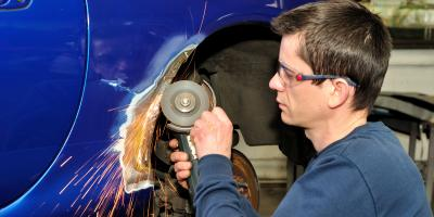 4 Types of Auto Body Repairs, East Rochester, New York