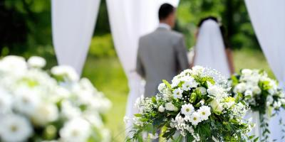 Unique Ways to Incorporate Flowers in Your Wedding, Columbus, Ohio
