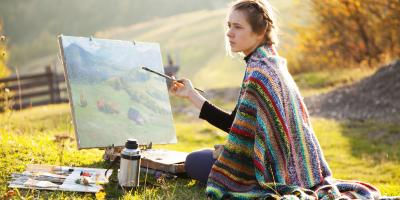 3 Areas in Anchorage to Visit for Painting, Anchorage, Alaska