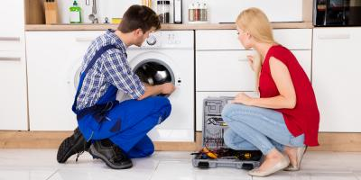 Appliance Repair: What Those Strange Noises Might Really Mean, Elyria, Ohio