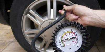 Your Guide to Tire Pressure & Its Importance to Car Maintenance, Elizabethtown, Kentucky
