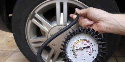 How Does the Summer Heat Affect Your Car Tires?, Colerain, Ohio
