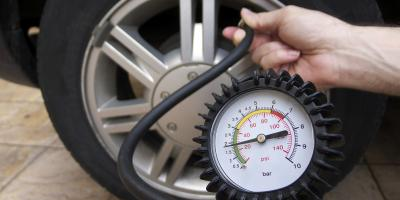 What Causes Low Tire Pressure?, Nicholasville, Kentucky