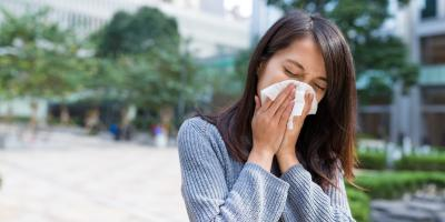 How Do COVID-19 & Seasonal Allergy Symptoms Differ? , ,