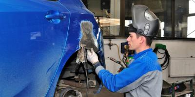 Do You Have to Use the Insurance Company's 'Approved' Auto Repair Shop?, Hilton, New York