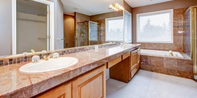 5 Types of Bathroom Countertops, Bloomington, Minnesota