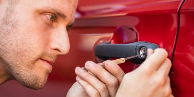 How to Never Lock Your Keys in the Car Again, Cuyahoga Falls, Ohio