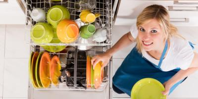 Dodge Appliance Repairs! Avoid These 4 Dishwasher Mistakes, Lexington-Fayette, Kentucky