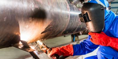 3 Tips for Staying Cool While Welding, Waynesboro, Virginia