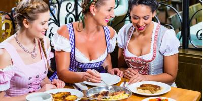 3 Menus for Your German Culture Event, Dry Ridge, Ohio