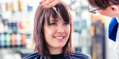 3 Flattering Bang Styles Based on Face Shape, Manhattan, New York