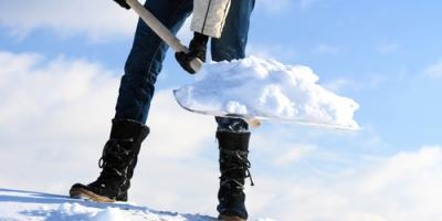 3 Reasons to Hire a Snow Removal Professional Instead of Doing It Yourself , Jessup, Maryland
