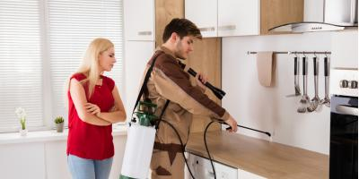 4 Signs You Need Pest Control, Concord, North Carolina