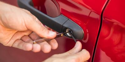 3 Benefits of Hiring a Car Locksmith to Replace Your Keys, Erie, Pennsylvania
