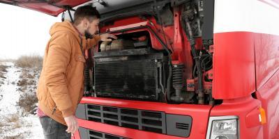 4 Componentsofa Truck Emergency Kit, St. Louis, Missouri