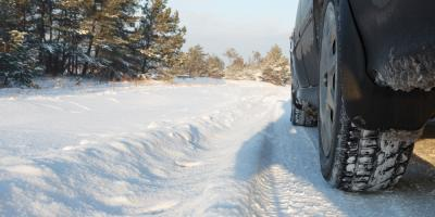 The Importance of Checking Tire Pressure in Winter, Anchorage, Alaska