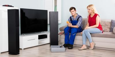 Should You Choose a TV or Projector for Your Custom Home Theater?, Charlotte, North Carolina