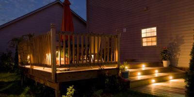 3 Reasons an Electrician Should Install Outdoor Lighting, Ellsworth, Wisconsin