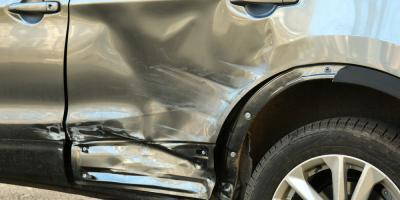 How the Team at C&L Auto Body Handles Dent Repair, East Hanover, New Jersey
