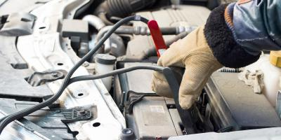 How Does Cold Weather Impact a Car's Battery?, Colerain, Ohio