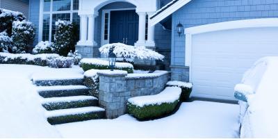4 Common Garage Door Repair Services Needed In Winter, Greece, New York