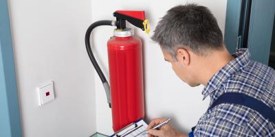 5 Important Places to Keep a Fire Extinguisher at Home, Loveland, Ohio