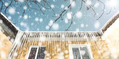 Top 3 Winter Roofing Best Practices to Prevent Ice Dams, Wentzville, Missouri