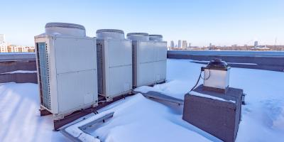 A Guide to Winter Commercial Roofing Hazards, Newark, Ohio