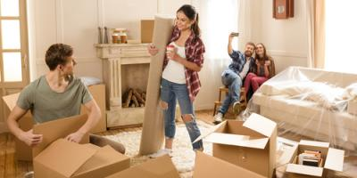 How to Prepare for the Big Move After Buying a Home, Kalispell, Montana