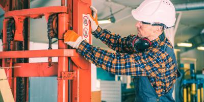 4 Tips for Maintaining a Forklift, South Plainfield, New Jersey