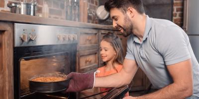 3 Ways to Prevent an Oven Mess While Cooking, Delhi, Ohio